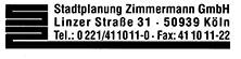 Stadtplanung Zimmermann GmbH